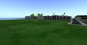ZoHa Islands Sandbox -- Grass Area