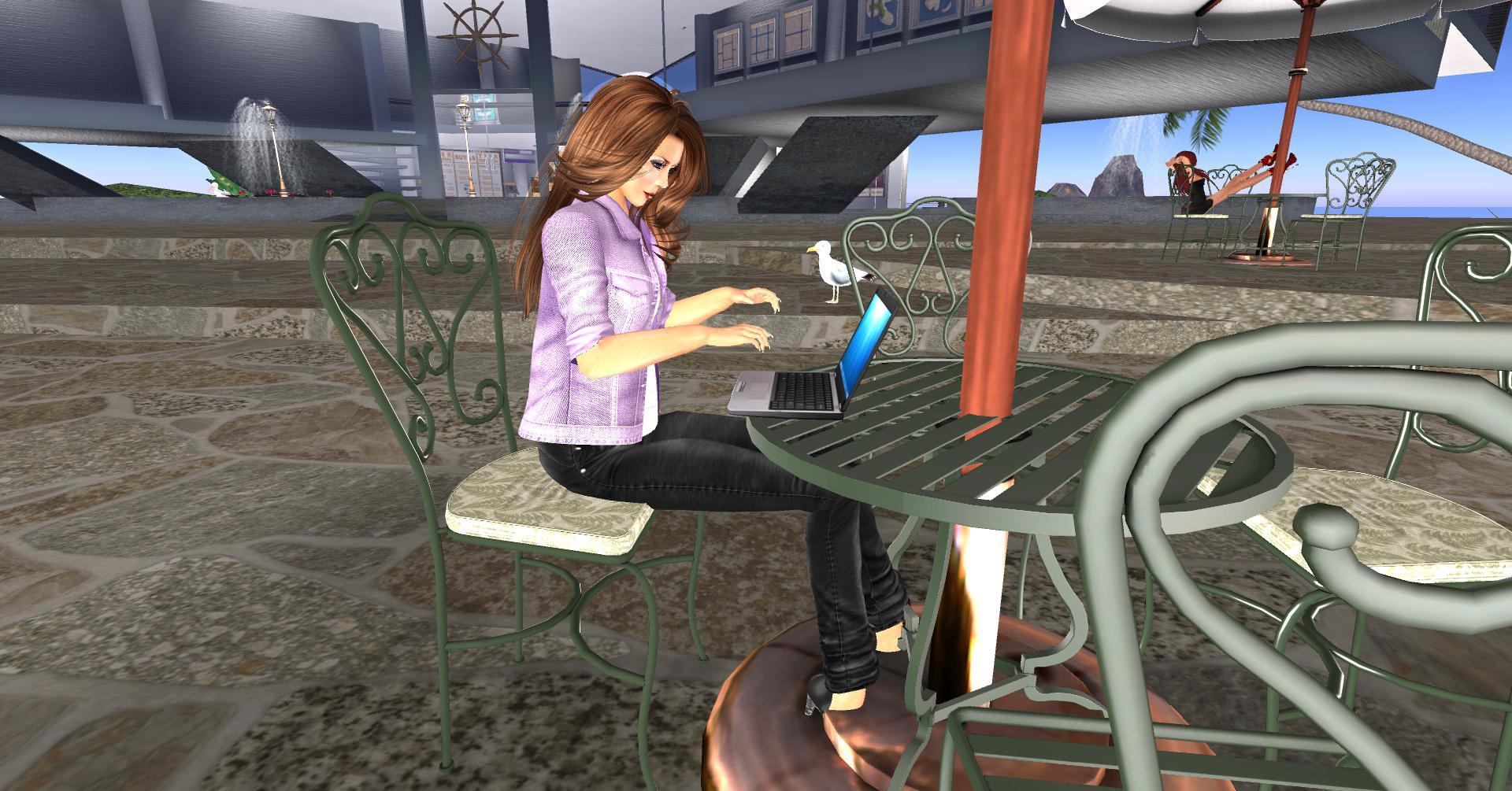 Suzanne blogging_001