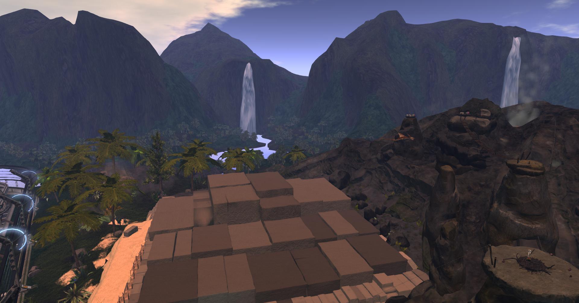 Dino Falls