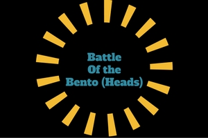 Battle Of The Bento (Heads)