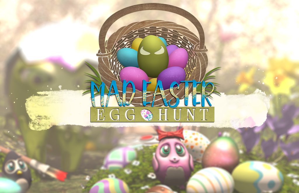 MadPea Easter Egg Hunt – The biggest hunt on the grid!