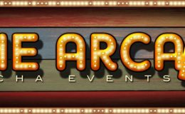 Arcade ~ September 2017 Is Almost HERE!