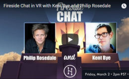 "WATCH: Philip Rosedale & Kent Bye On How A VR-Driven ""Experiential Age"" Might Evolve Our Relationship To Material Possessions, The Economy — And Each Other"