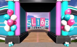 It's Time to Celebrate Second Life – SL16B is Officially Open!