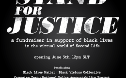 Social Injustice Has No Place in the Physical or Virtual World.