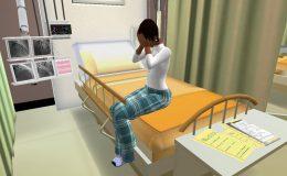 Real Life Health Worker Creates Stylish Second Life Avatar