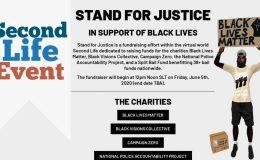 Exploring Black Lives Matter in Second Life