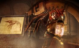 Nord Storm Steampunk