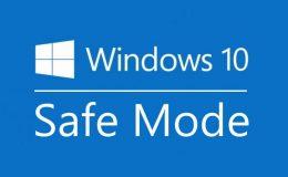 Safe Mode: Your Windows 10 Bomb Shelter