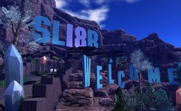 Designing Worlds explores SL18B