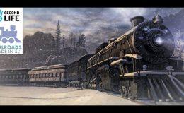 Railroads Made in Second Life