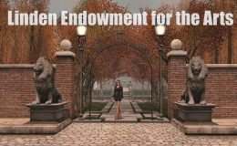 Introducing the Second Life Endowment for the Arts